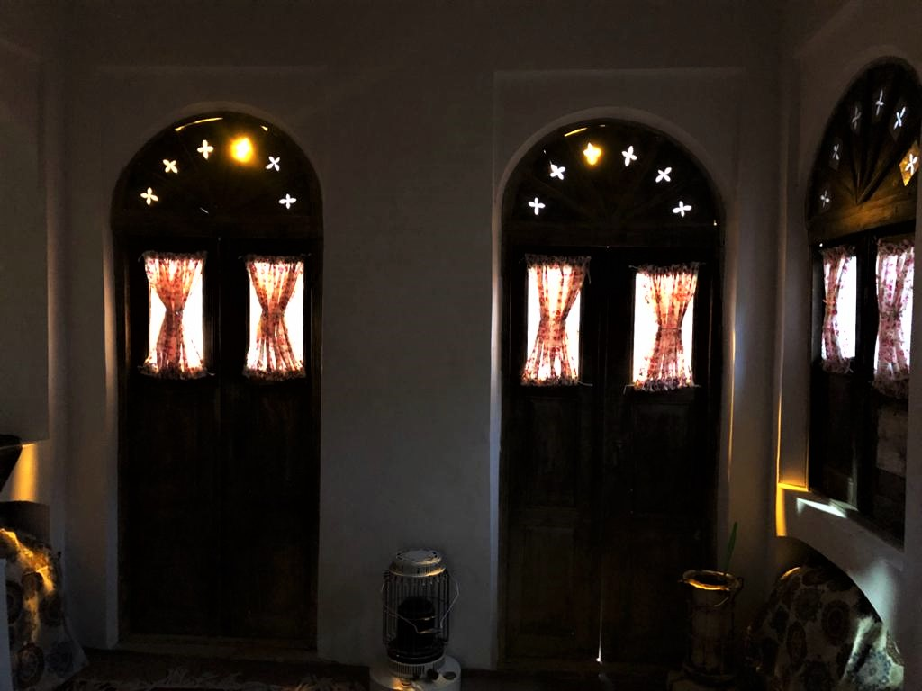 Eco-tourism اقامتگاه بومگردی در طامه نطنز