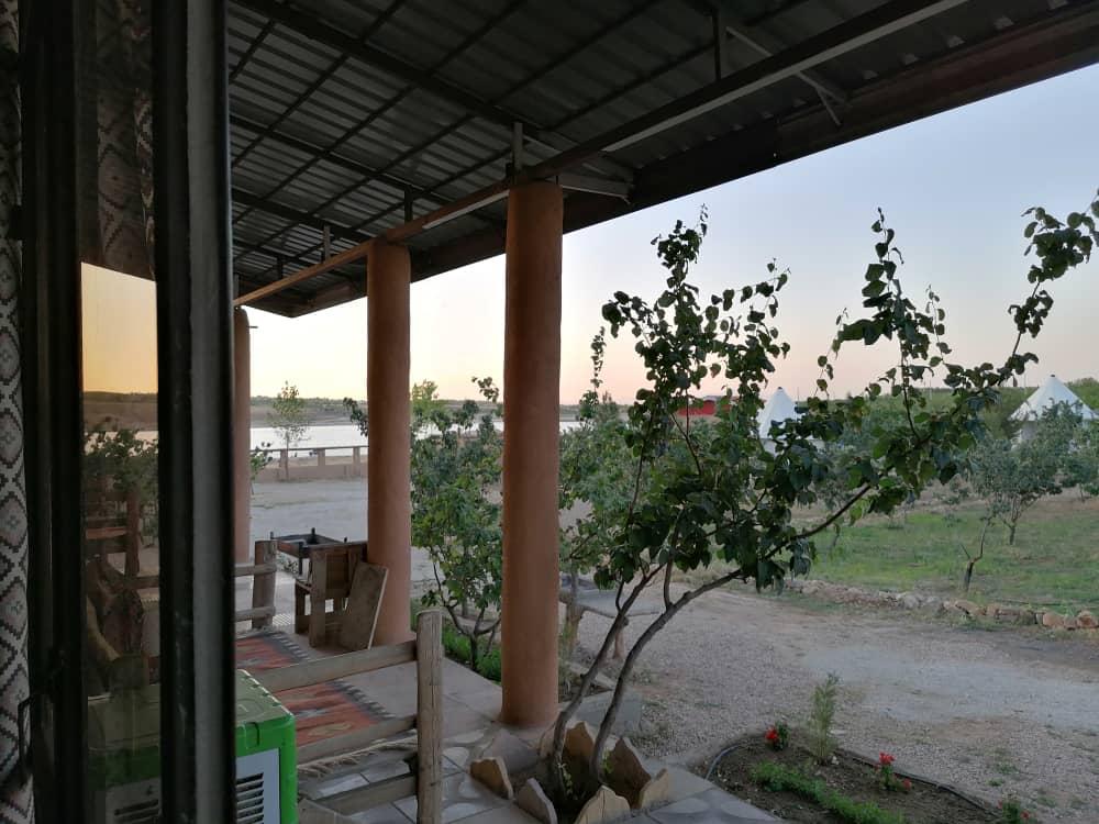 بوم گردی اتاق سنتی  در هفت برم خانه زنیان