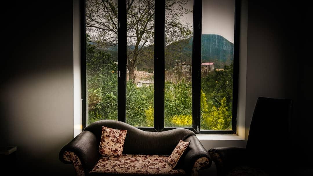 جنگلی ویلا با استخر سرپوشیده در منتظری رامسر