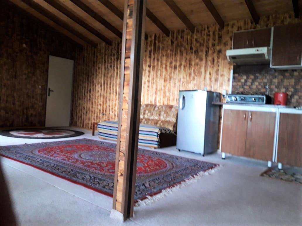 جنگلی کلبه چوبی جنگلی در رامسر