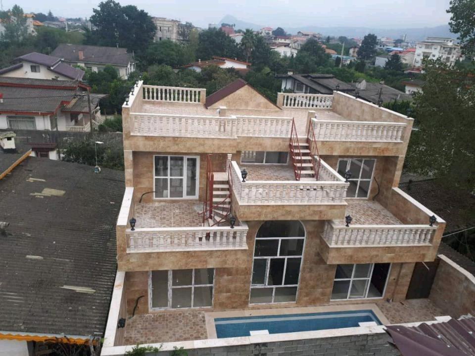 شهری ویلا با استخر سرپوشیده شهرک صالحی رامسر