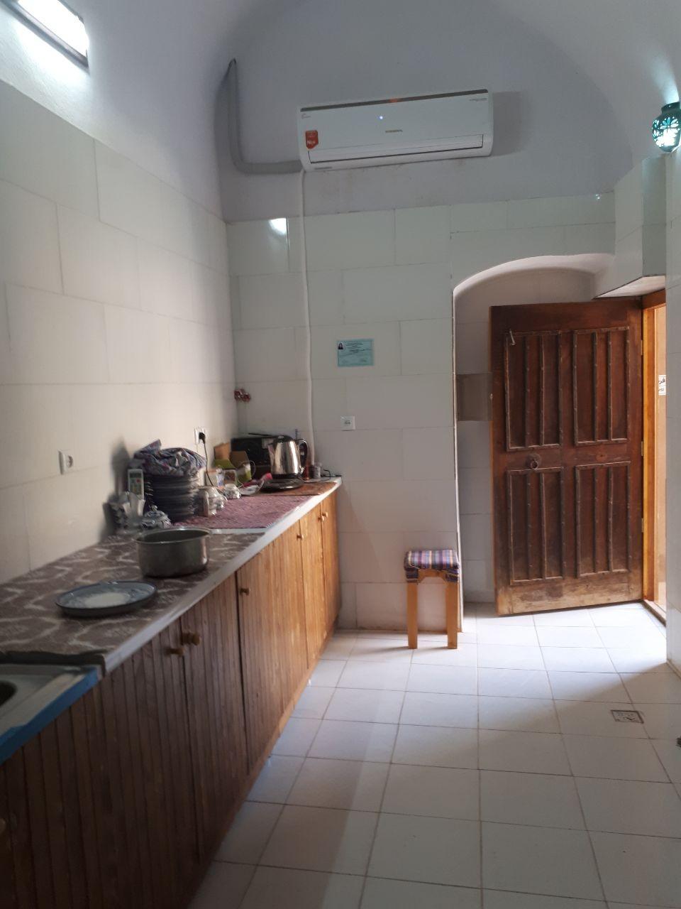 شهری اقامتگاه سنتی در شهداد یزد -استراحتگاه مولوی
