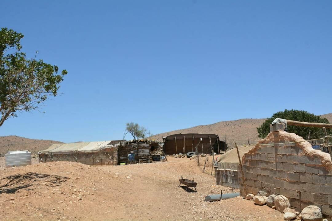 بوم گردی خانه سنتی در فسا-چادر 2