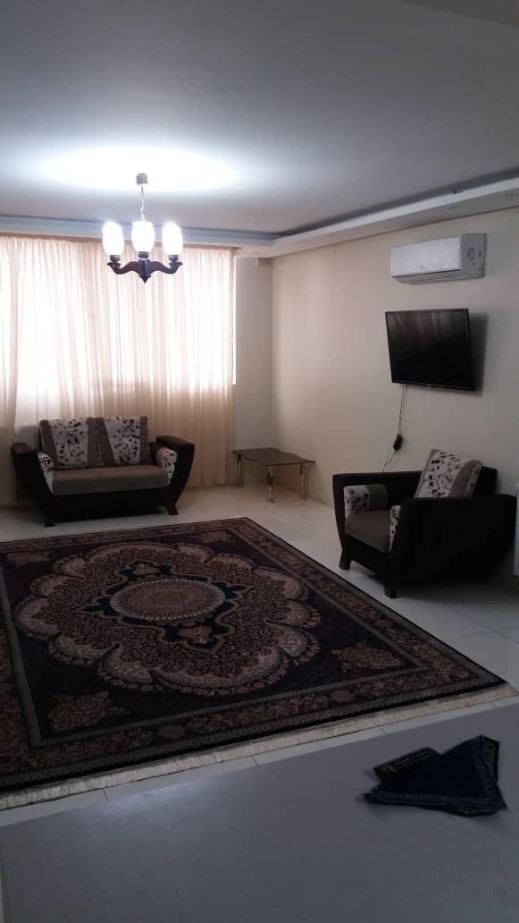 درون شهری آپارتمان مبله دو خواب در رودکی شیراز