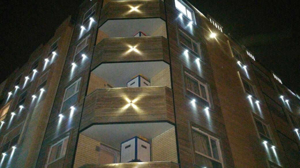 درون شهری هتل آپارتمان دو خواب در هفت تنان شیراز _ستایش