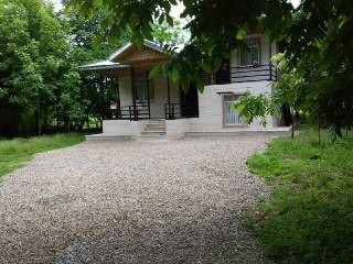 Eco-tourism خانه مبله ویلایی شیک در ماسال