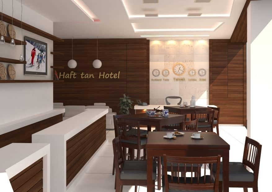 درون شهری هتل آپارتمان سه خواب در هفت تنان شیراز_2