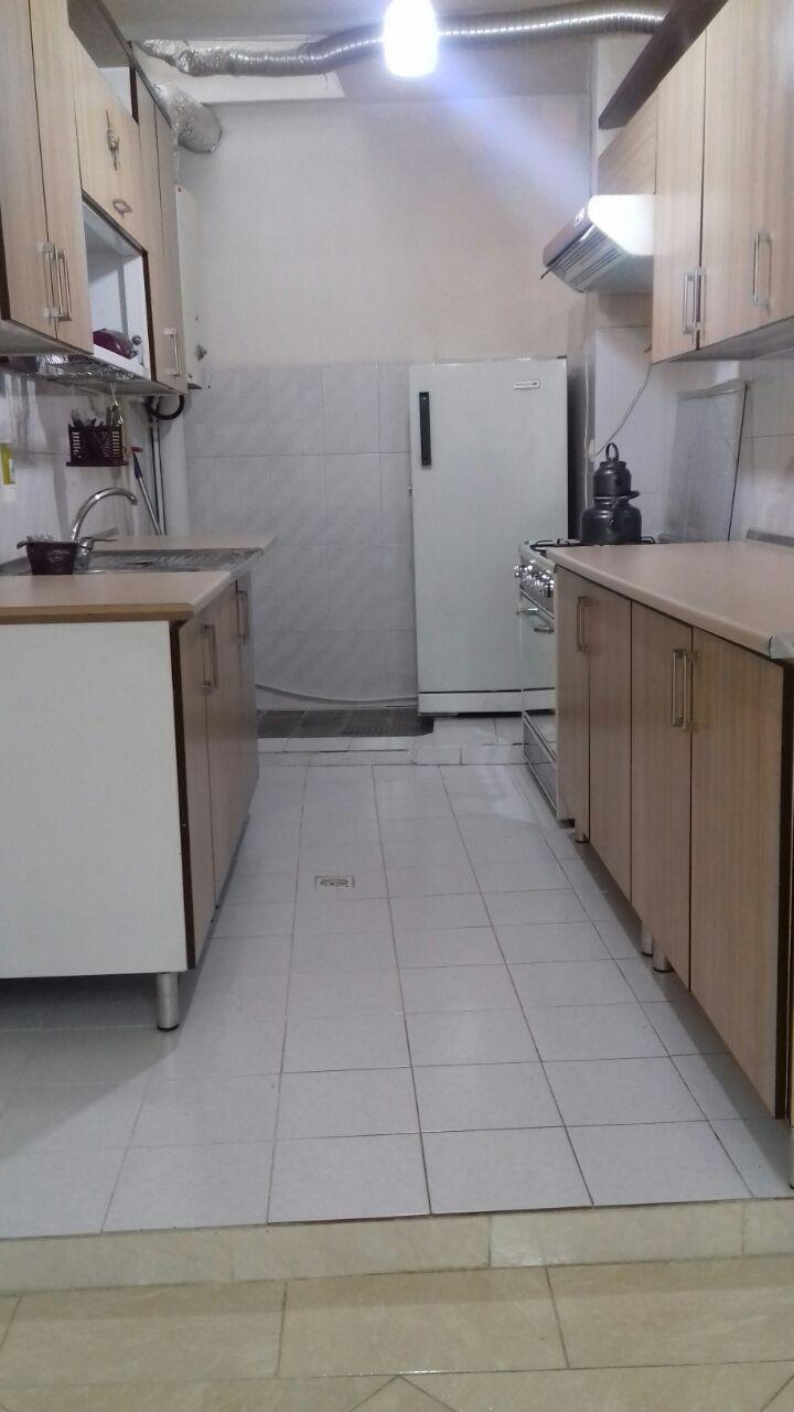 درون شهری آپارتمان مبله شیک در مدرس همدان