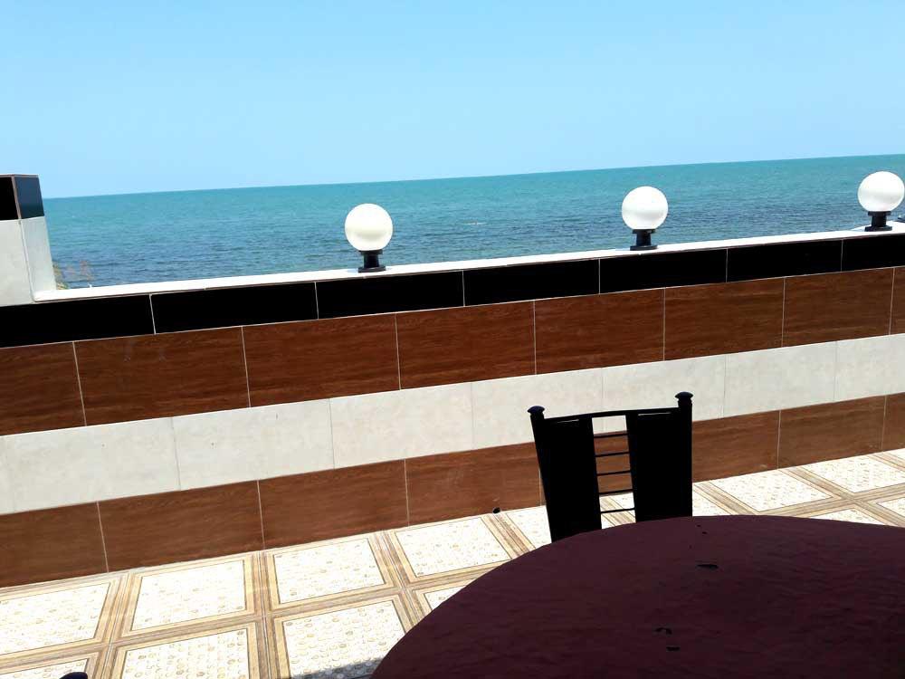 ساحلی ویلا ساحلی در شهید رجایی رامسر