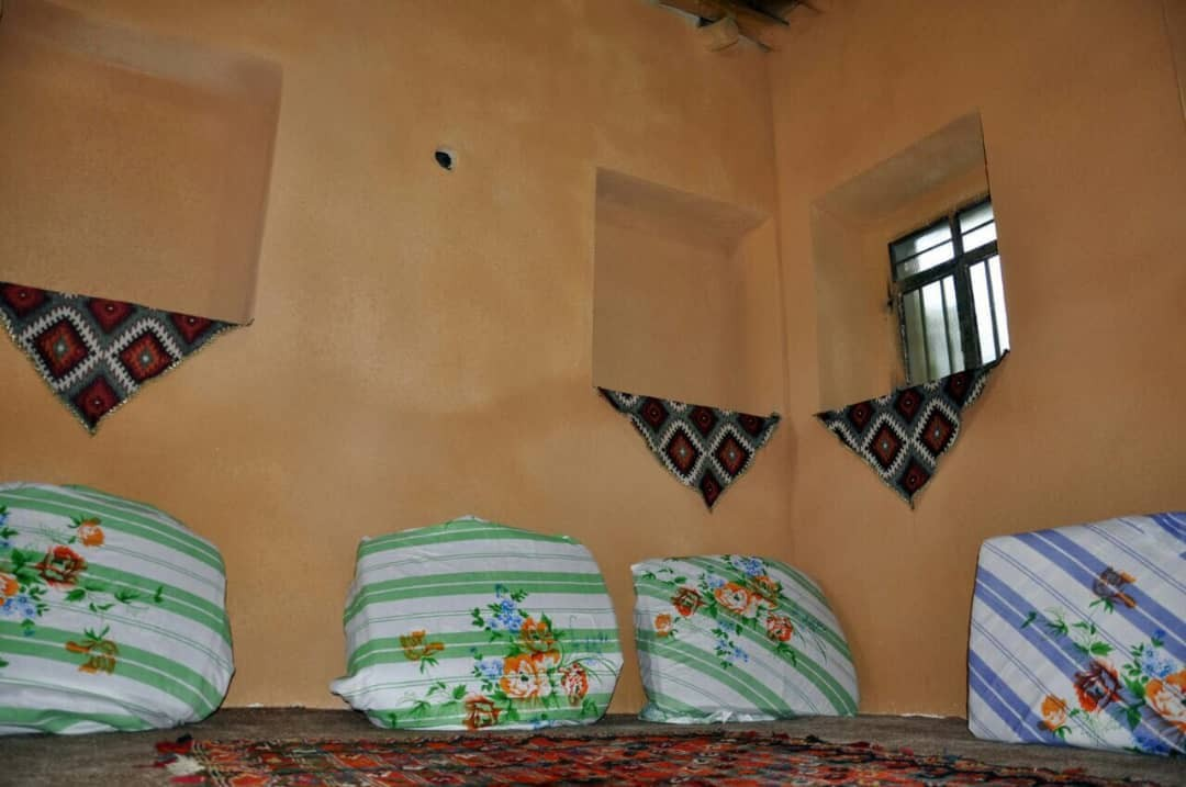 بوم گردی اتاق سنتی ارزان قیمت در سی سخت -واحد3
