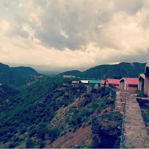 کوهستانی سوییت مبله در سی سخت - واحد2