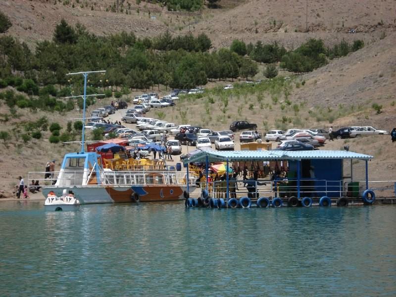 ساحلی ویلای لوکس در  چادگان اصفهان - واحد 10