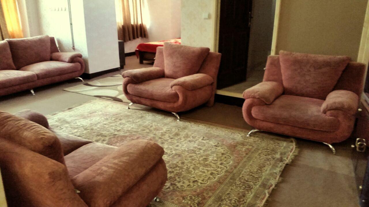 درون شهری آپارتمان مبله در رودکی اصفهان