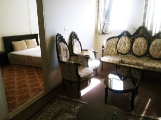 درون شهری آپارتمان مبله در پاسدارن یزد - یک خوابه