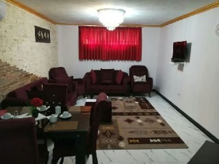 درون شهری خانه مبله در غزالی کیش - فاز2