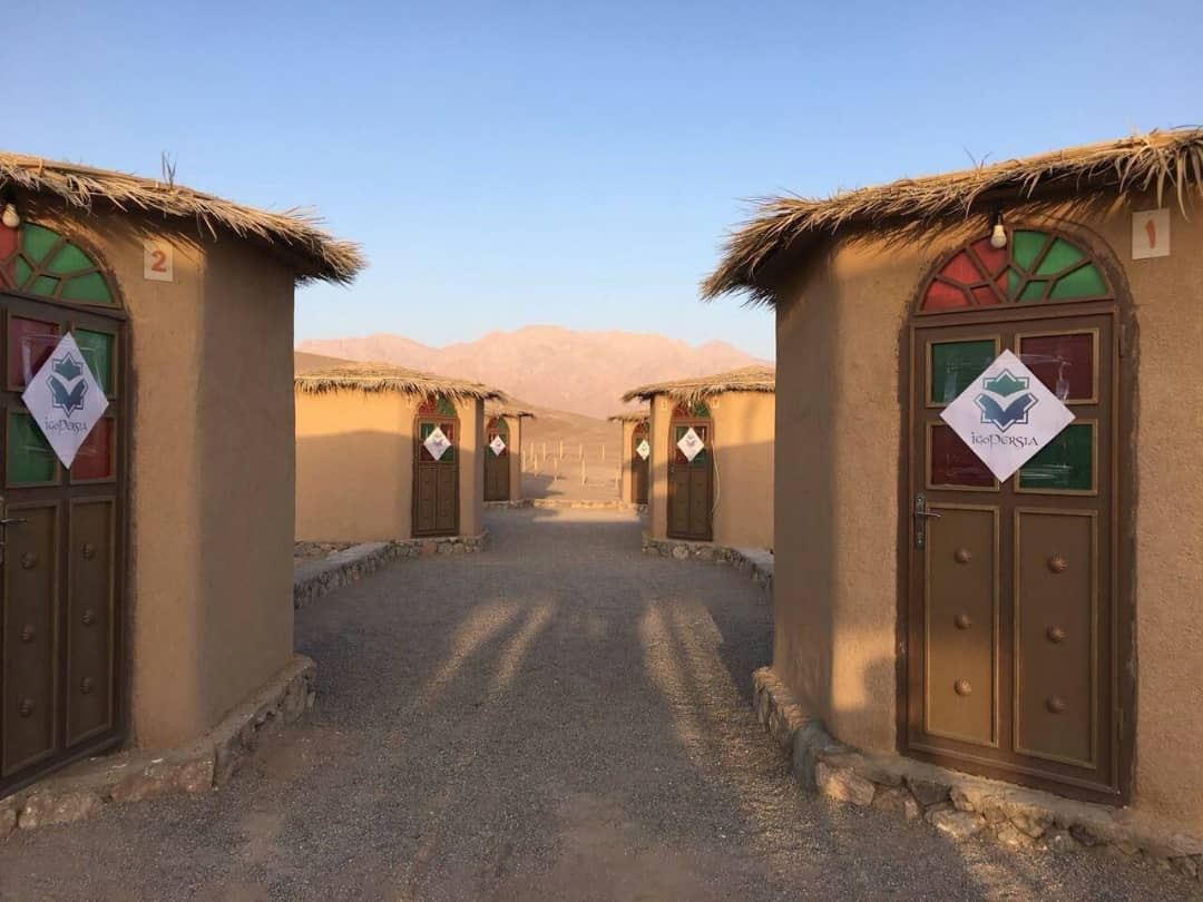 کویری کمپ کویری در یزد - اتاق2