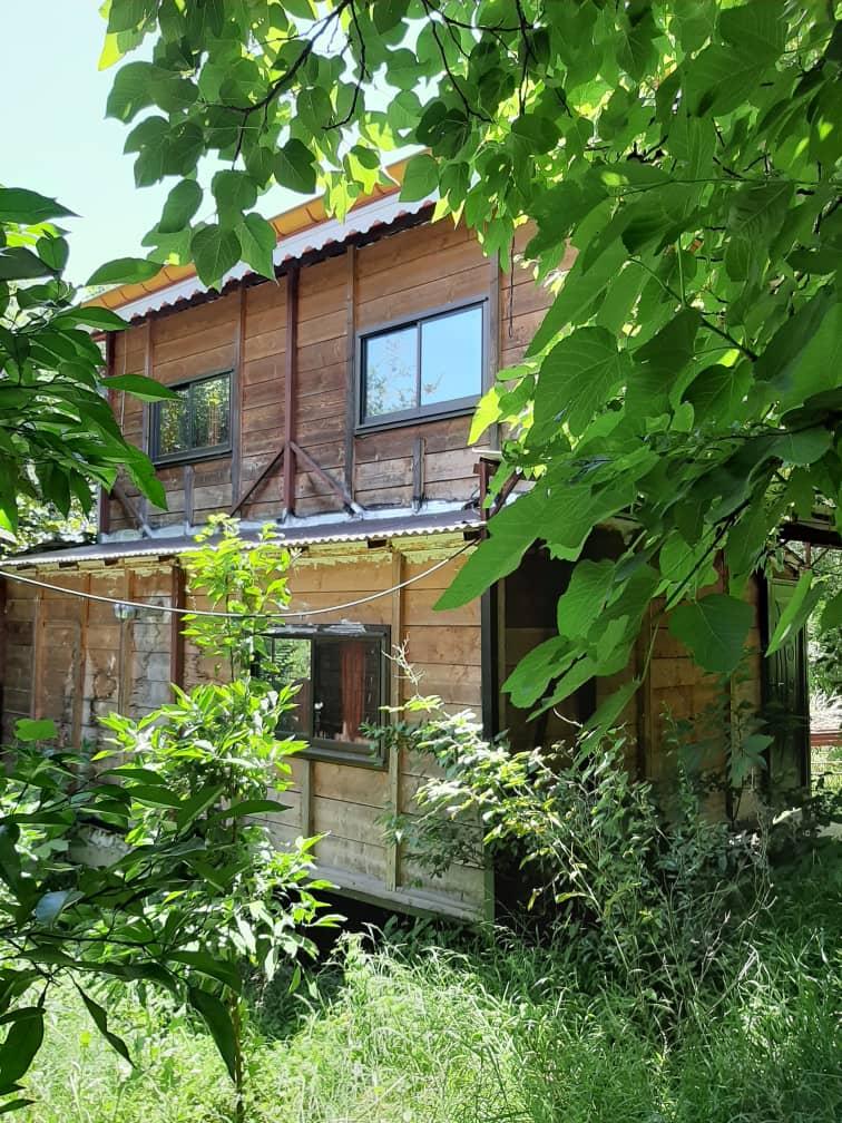 شهری کلبه چوبی شیک درماسال