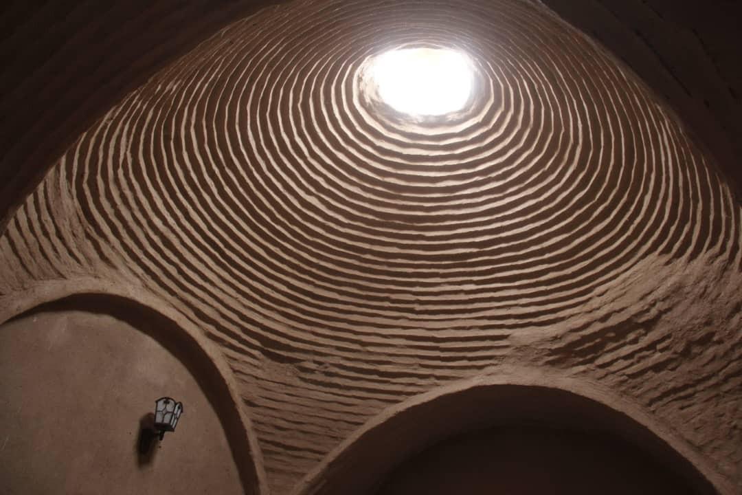 بوم گردی خانه سنتی شیک ناردونه شهر تفت - اتاق 3