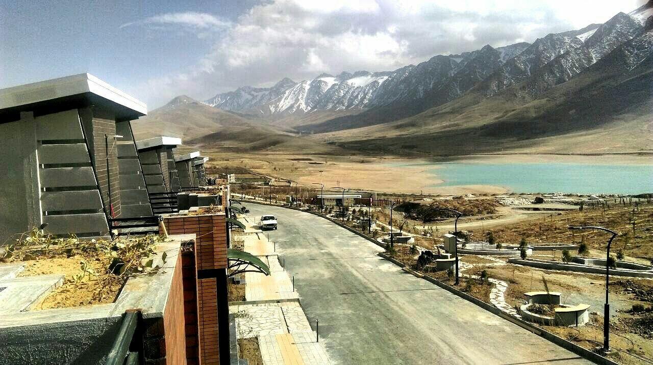 حومه شهر باغ و ویلا لاکچری در خوانسار اصفهان