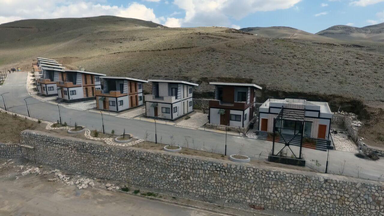 حومه شهر ویلا لاکچری در خوانسار - واحد 10