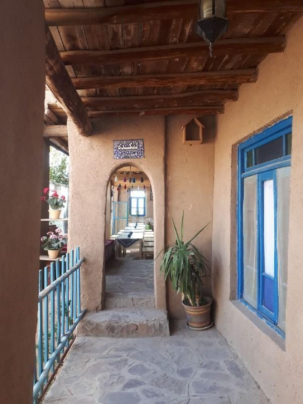 Eco-tourism خانه روستایی در درخت سفیدار بینالود - شیخ حسن