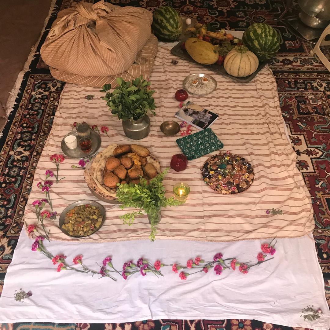 بوم گردی استراحتگاه  سنتی شهرت در تفت یزد - شهرت اتاق2