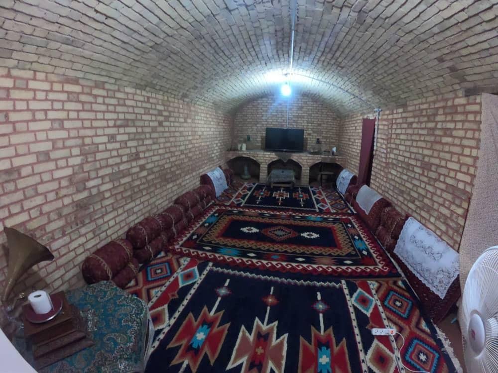 بوم گردی اقامتگاه سنتی شهرت در تفت یزد اتاق6