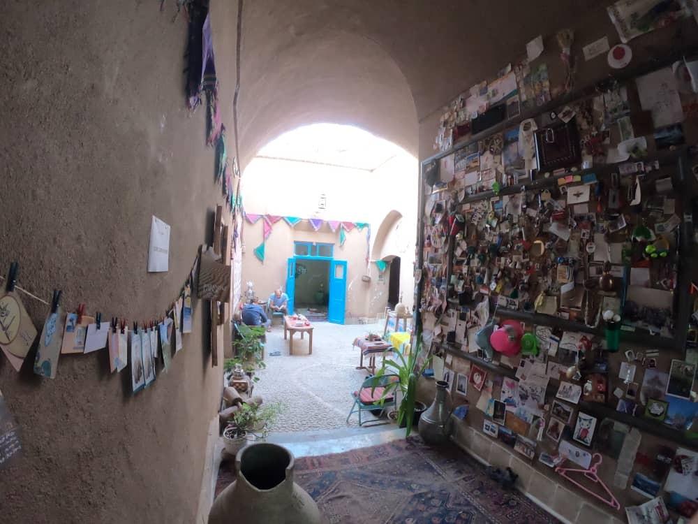 بوم گردی  استراحتگاه سنتی شهرت ا در یزد - اتاق8