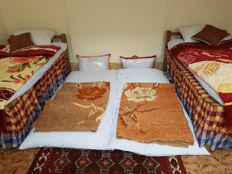 Eco-tourism  استراحتگاه سنتی در یزد - خدابخش
