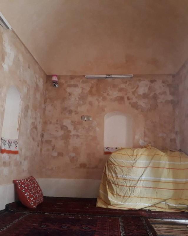 کویری بومگردی سنتی در کلوت بیارجمند - اتاق5