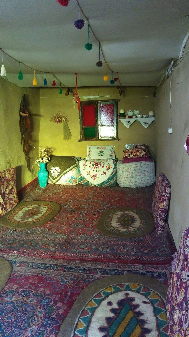 بوم گردی بومگردی سنتی در بیارجمند سمنان- اتاق نو