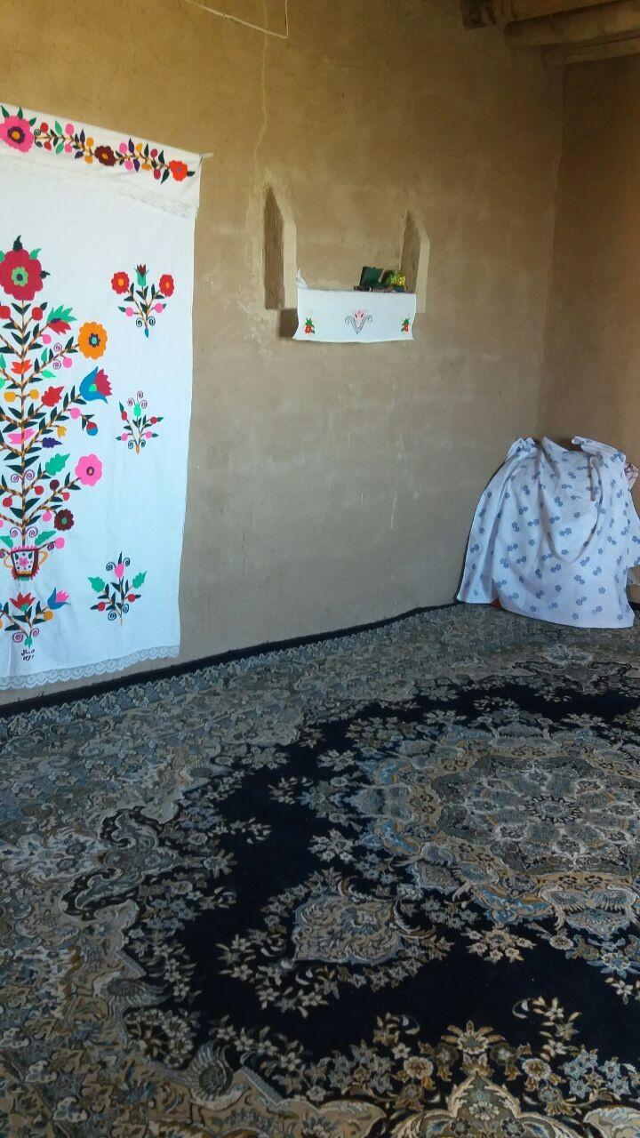 Eco-tourism خانه سنتی در قلعه بالا سمنان - اتاق 3