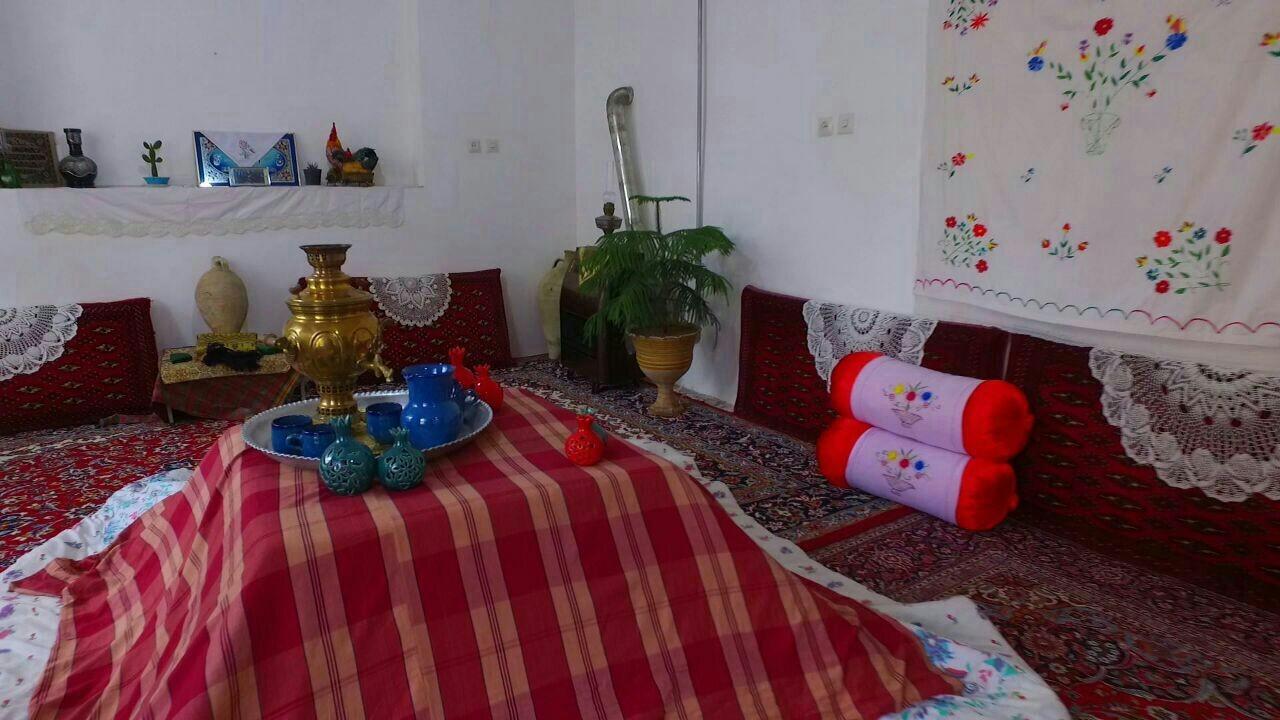 بوم گردی اقامتگاه سنتی در سبزوار - اتاق 4