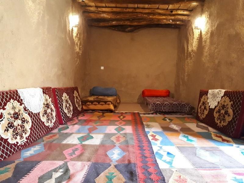 بوم گردی اقامتگاه سنتی در دشت مغان - شوون گیله نار
