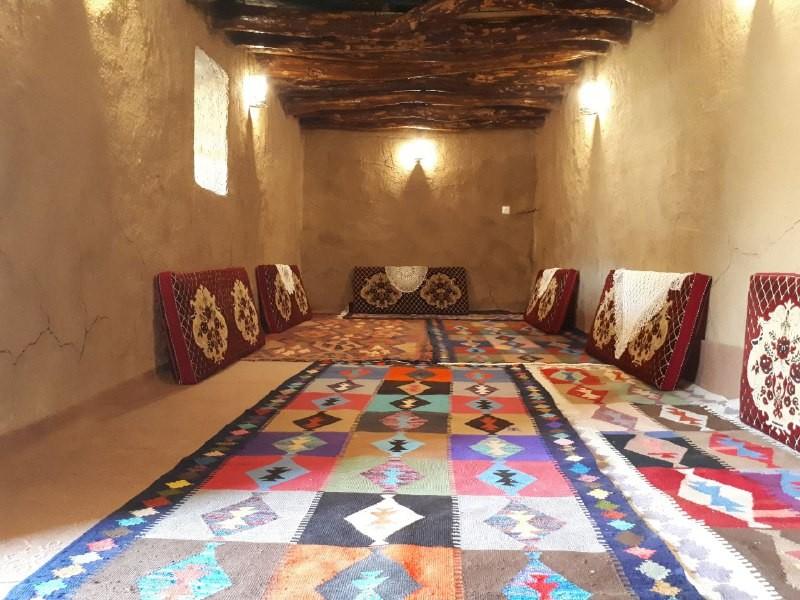 Eco-tourism اتاق سنتی در گرمی مغان