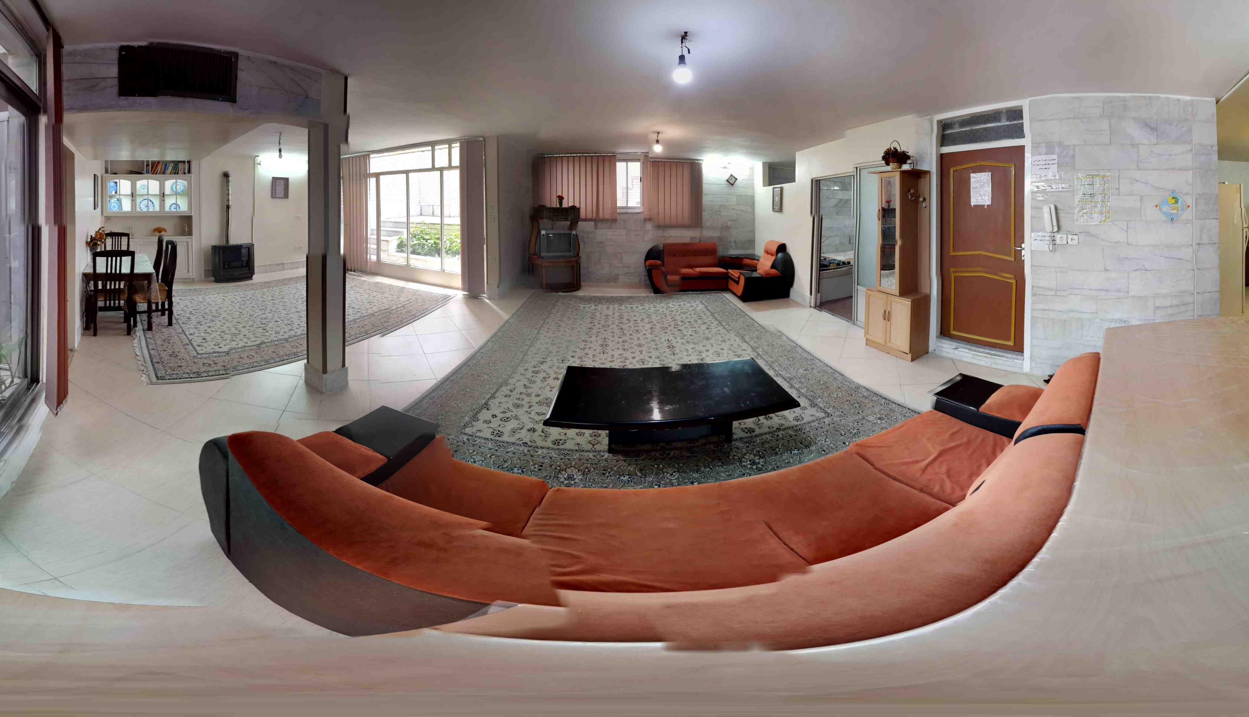 townee آپارتمان مبله در طالقانی اصفهان