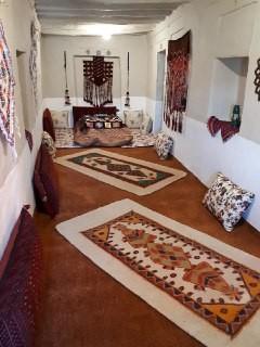 بوم گردی خانه سنتی درآزاد شهر - اتاق نیشاک