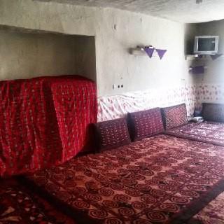 بوم گردی اقامتگاه گردشگری در مینودشت -کلبه تور اتاق 2