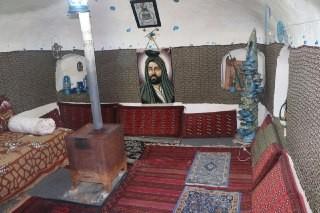 بوم گردی خانه سنتی در سمنان - اتاق 2