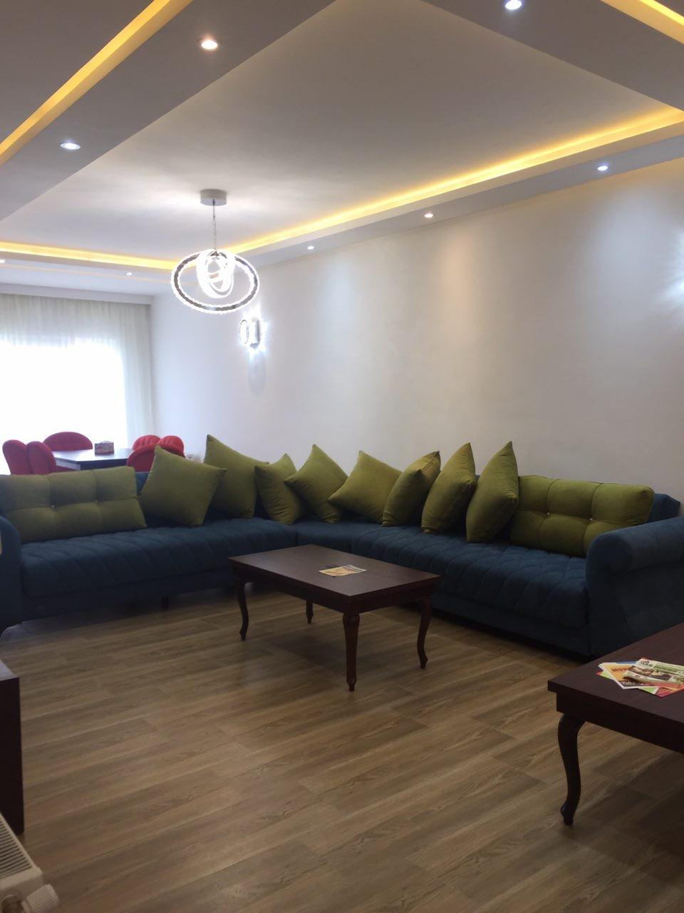 درون شهری هتل آپارتمان در متل قو مازندران