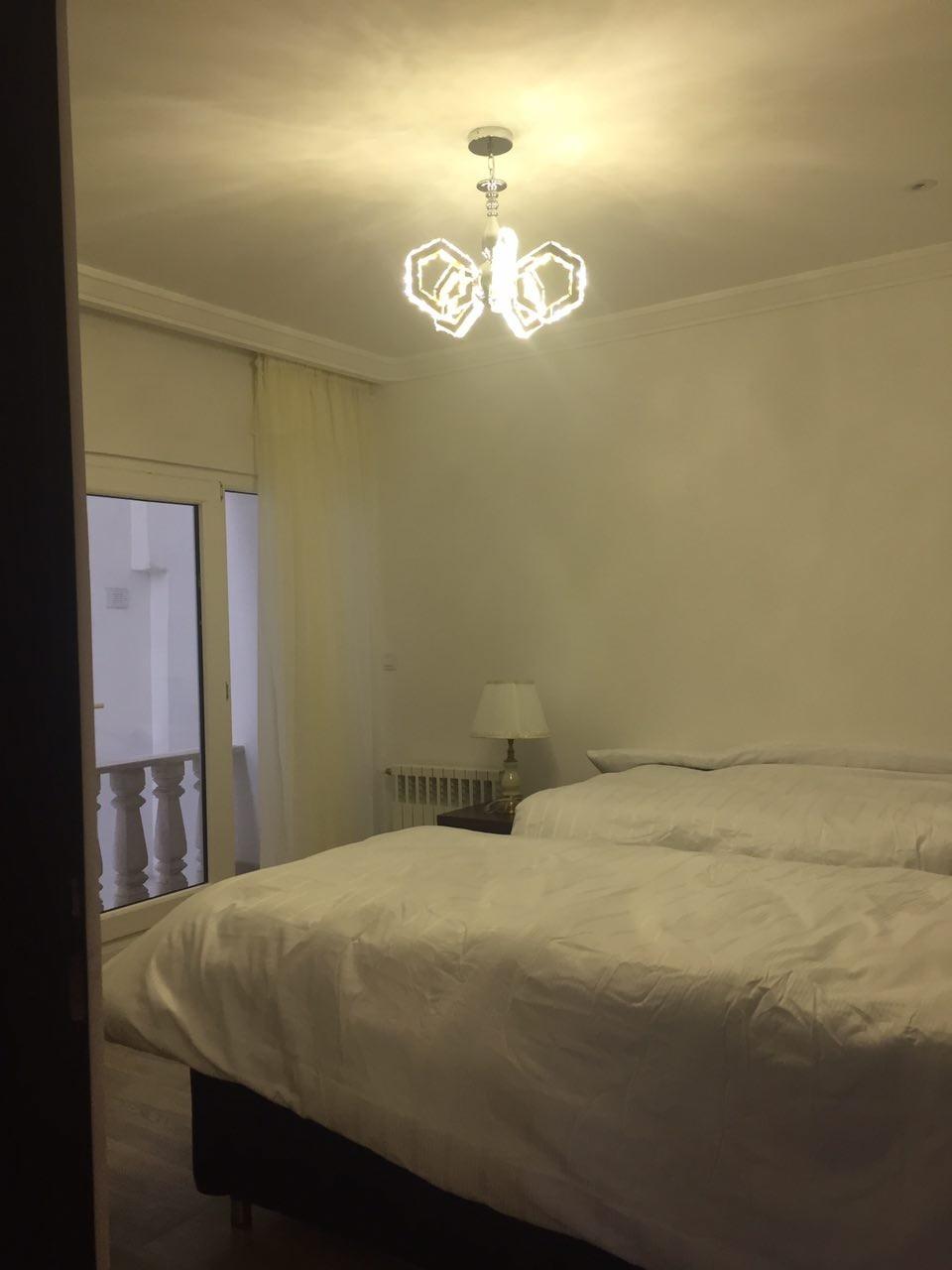 درون شهری هتل سوئیت مبله در طالقانی متل قو