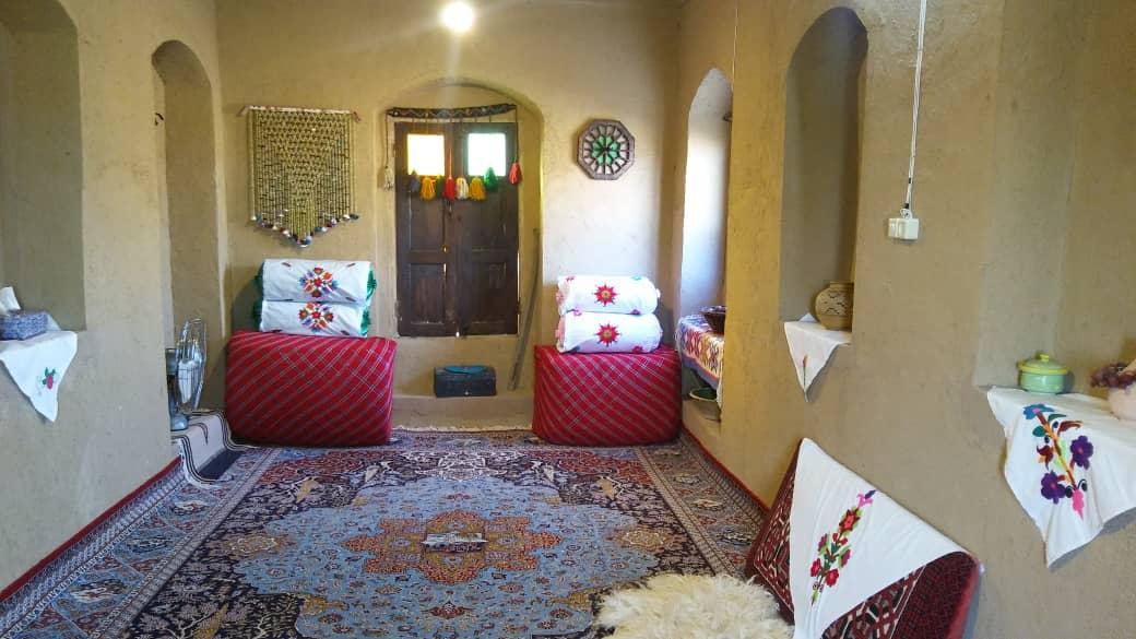 بوم گردی اقامتگاه بوم گردی در آزادشهر شاهرود - اتاق 5