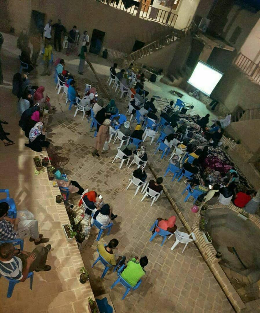 بوم گردی مجتمع بوم گردی در آزادشهر شاهرود - اتاق 9