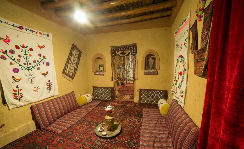 Eco-tourism اقامتگاه بومگردی در اسفراین - اتاق 3