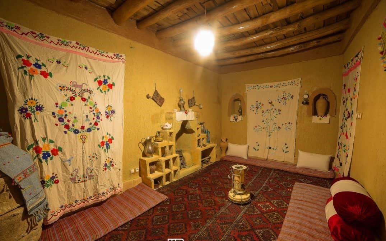 Eco-tourism اقامتگاه بومگردی در اسفراین - اتاق 2