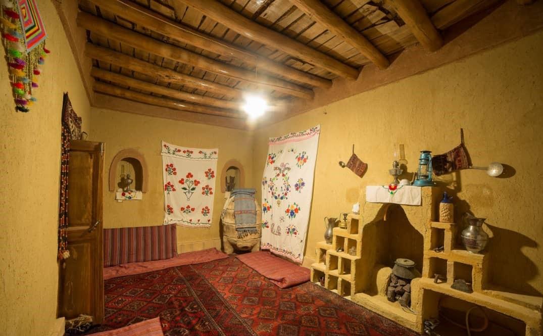 بوم گردی اقامتگاه بومگردی در اسفراین - اتاق 4