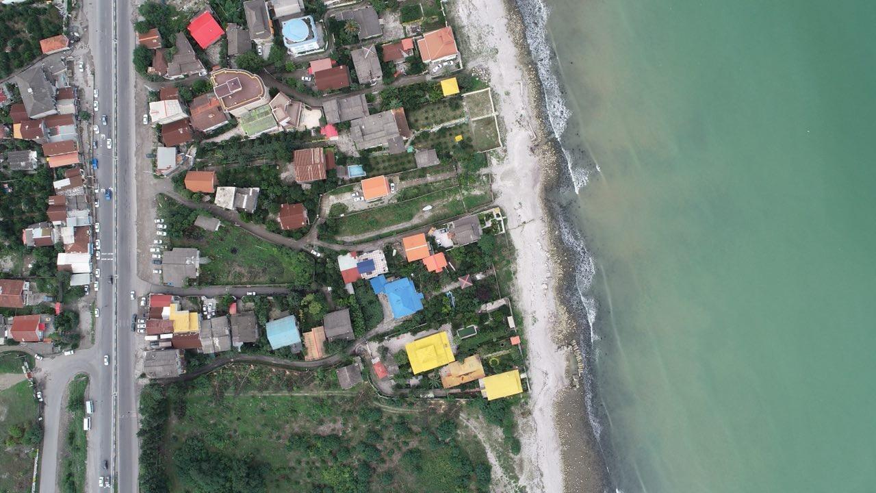 ساحلی آپارتمان مبله رو به دریا چالک رود رامسر - 1