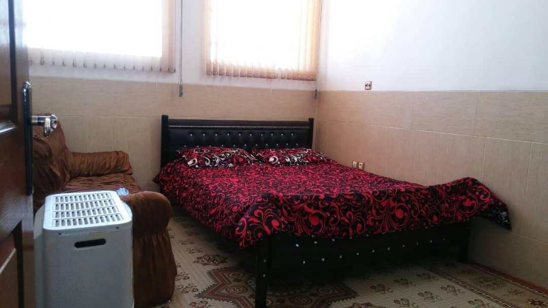 درون شهری منزل مبله 2 خوابه در پاسداران یزد