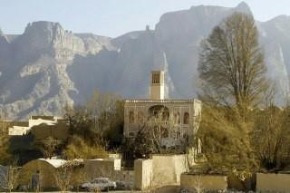 Eco-tourism خانه سنتی در تفت یزد-خان 2
