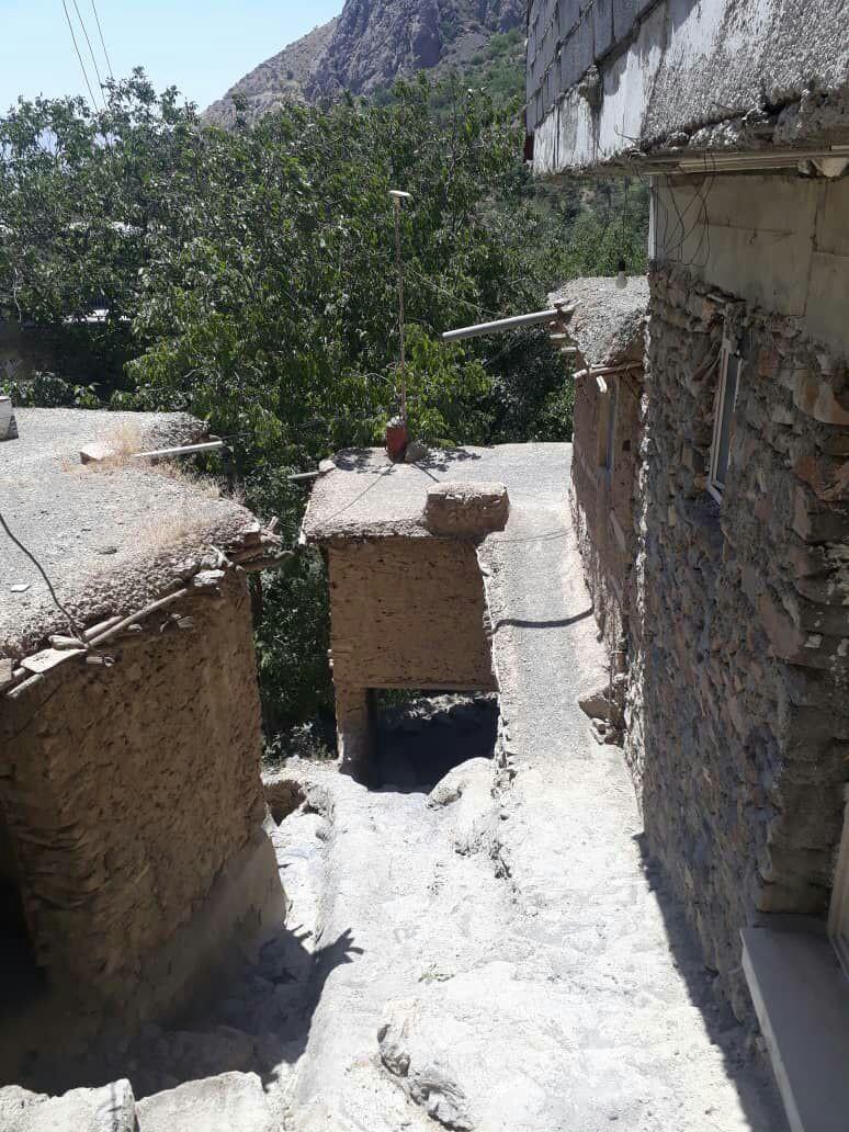 بوم گردی اقامتگاه سنتی در سنندج - باران اتاق 5